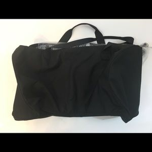 PINK Bags - VS PINK Duffle Bag and water bottle black New
